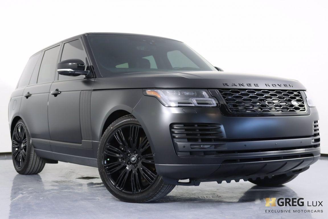 2020 Land Rover Range Rover Autobiography #29