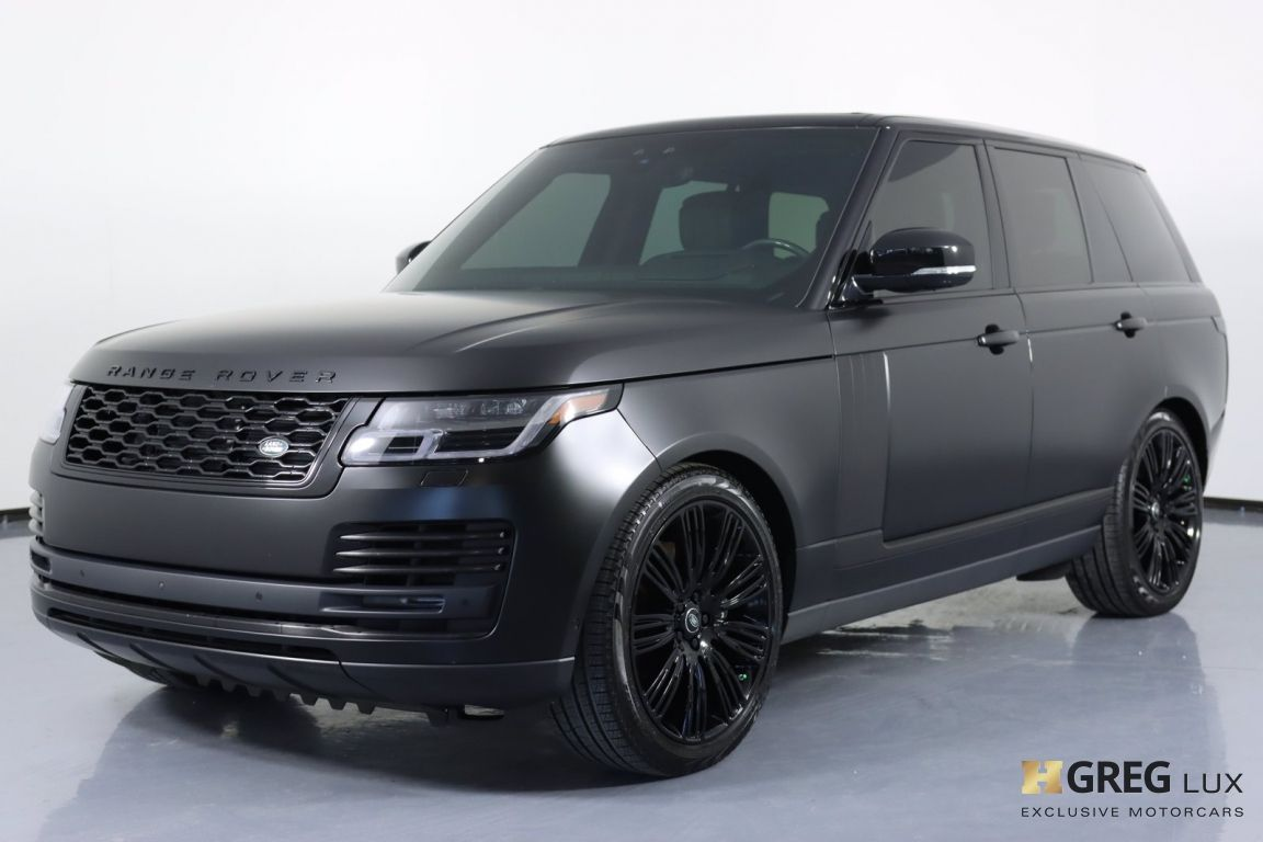 2020 Land Rover Range Rover Autobiography #28