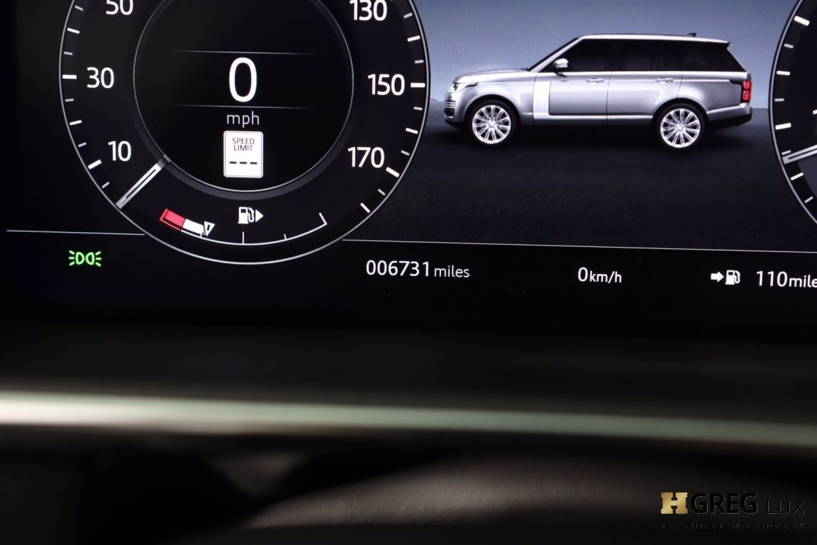 2020 Land Rover Range Rover Autobiography #60