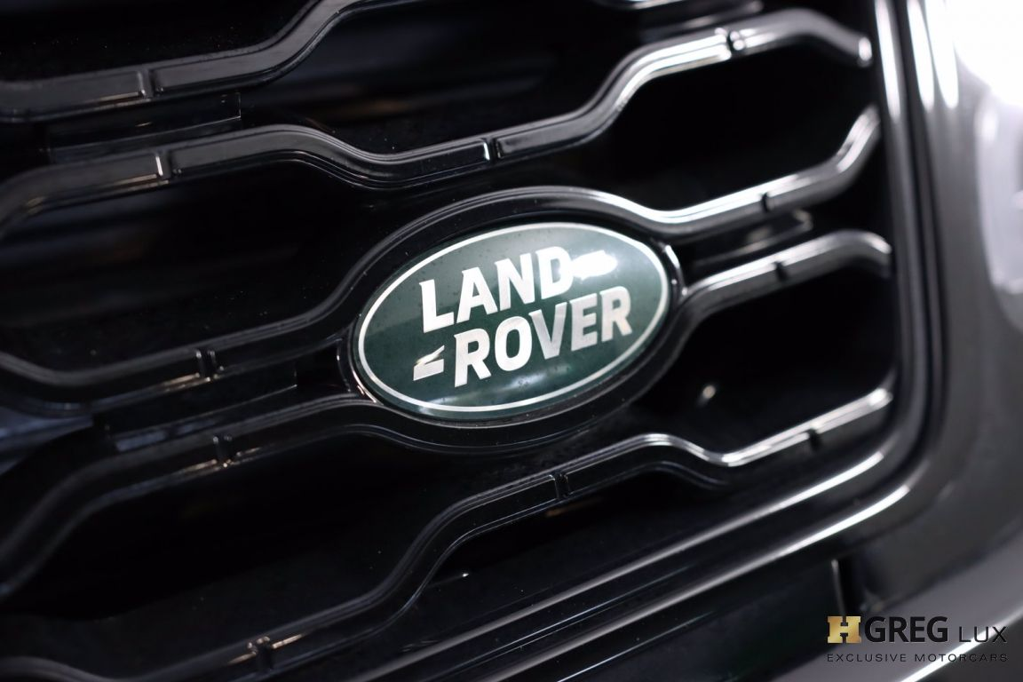 2020 Land Rover Range Rover Sport HSE Dynamic #7