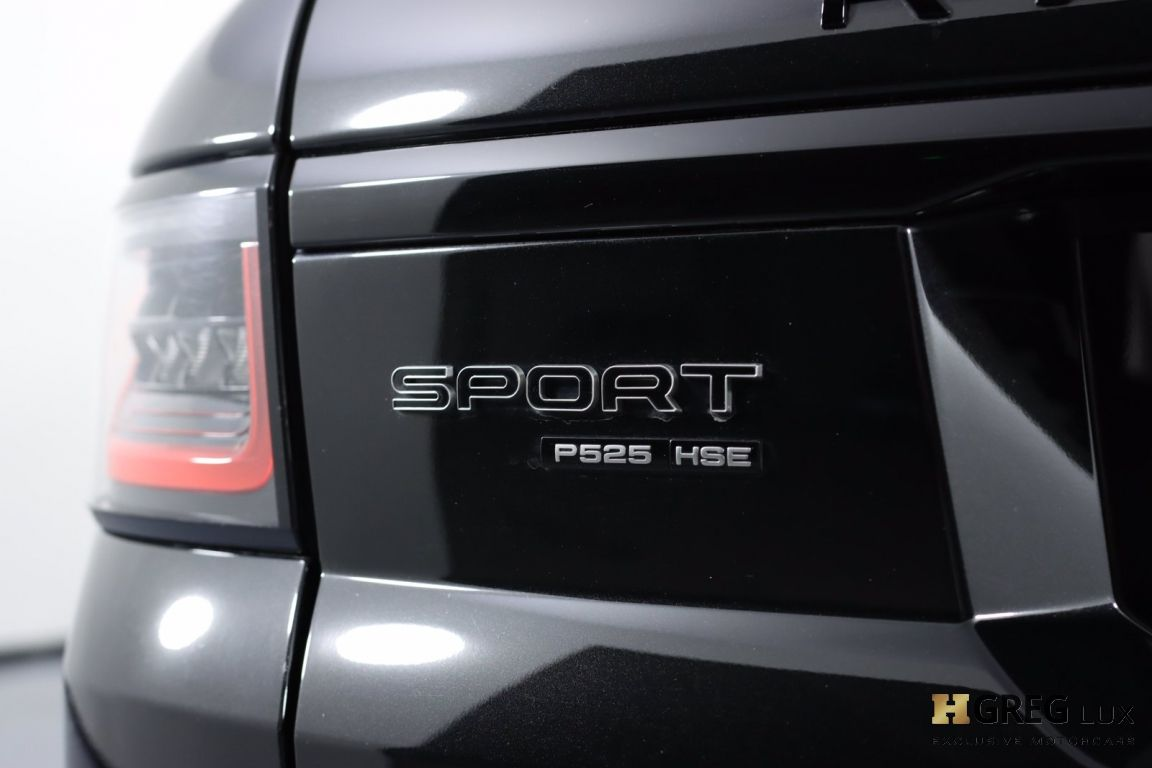 2020 Land Rover Range Rover Sport HSE Dynamic #23