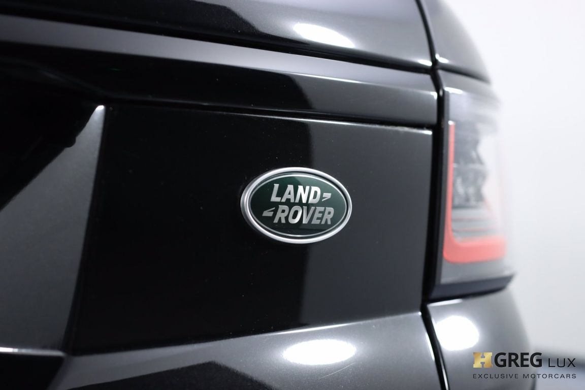 2020 Land Rover Range Rover Sport HSE Dynamic #22