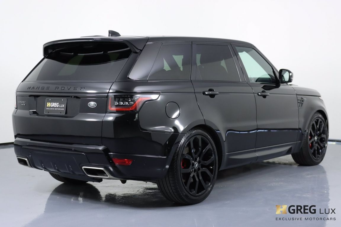 2020 Land Rover Range Rover Sport HSE Dynamic #18