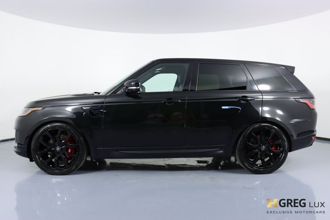2020 Land Rover Range Rover Sport HSE Dynamic #26
