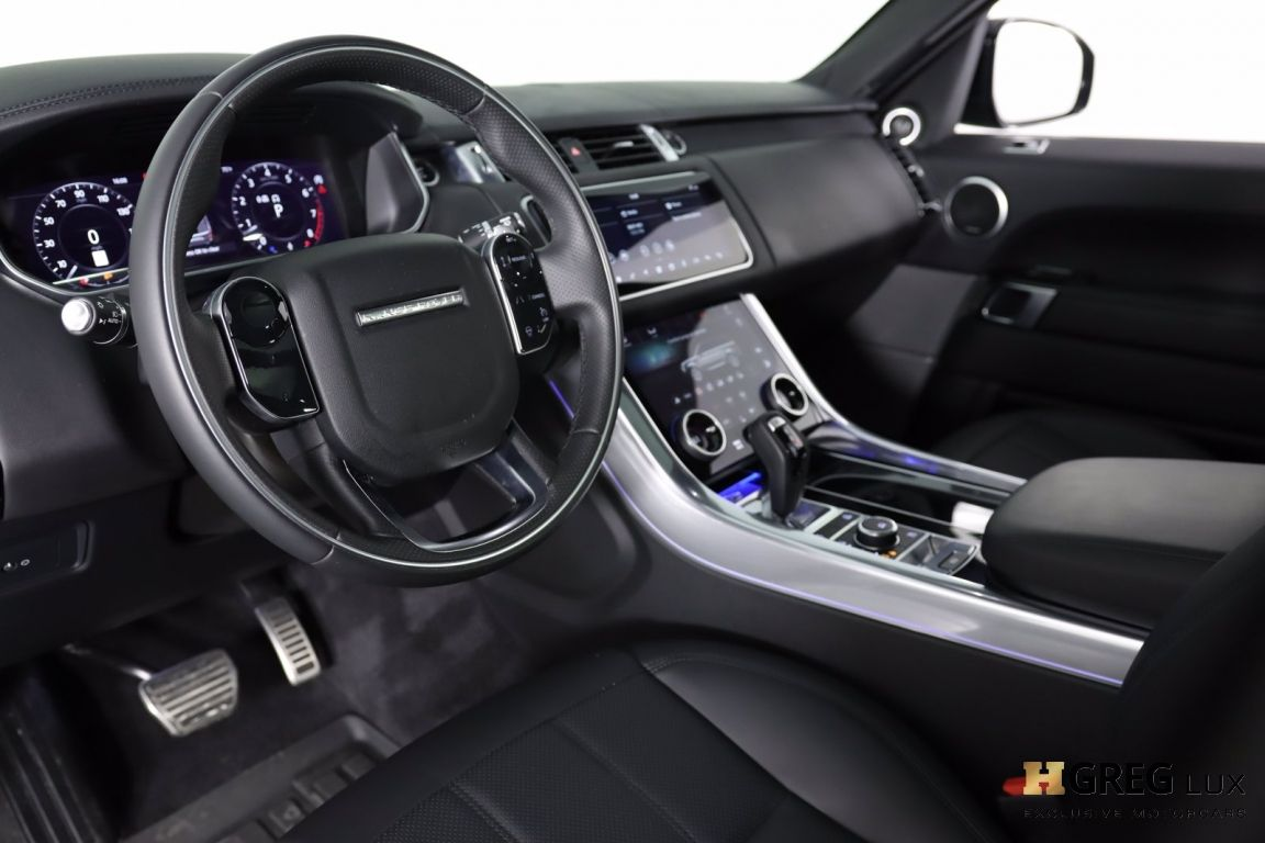 2020 Land Rover Range Rover Sport HSE Dynamic #1
