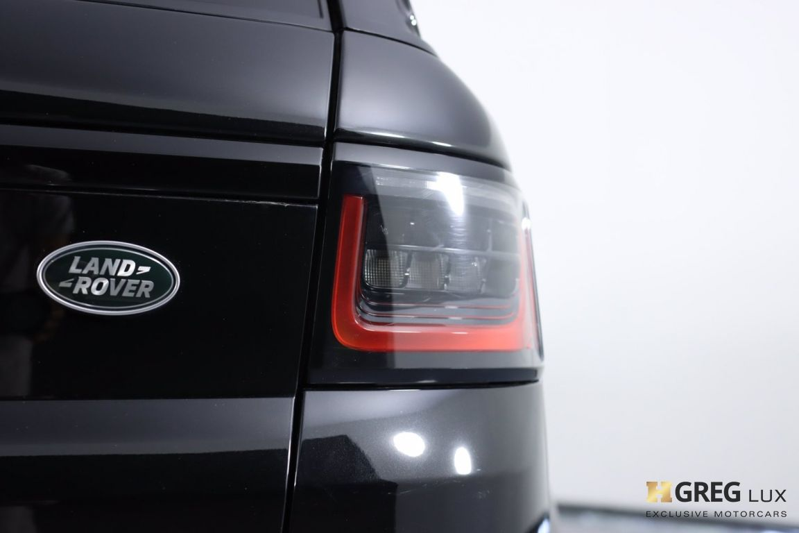 2020 Land Rover Range Rover Sport HSE Dynamic #21