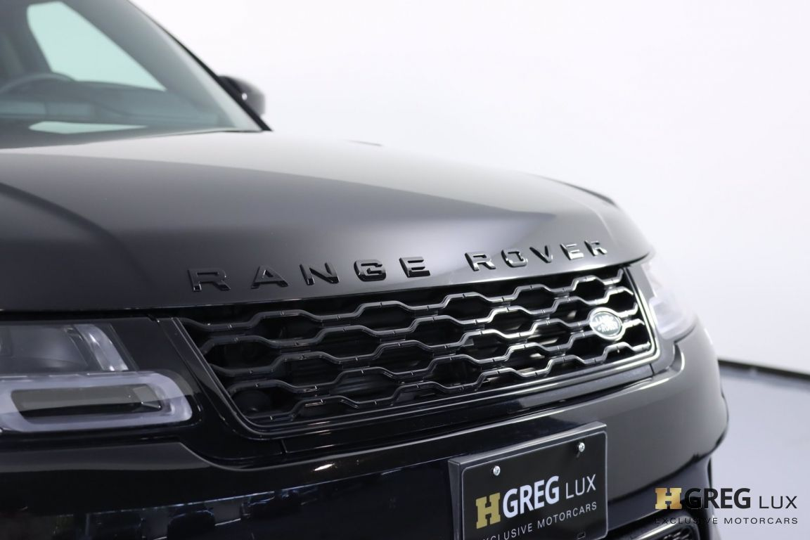 2020 Land Rover Range Rover Sport HSE Dynamic #6