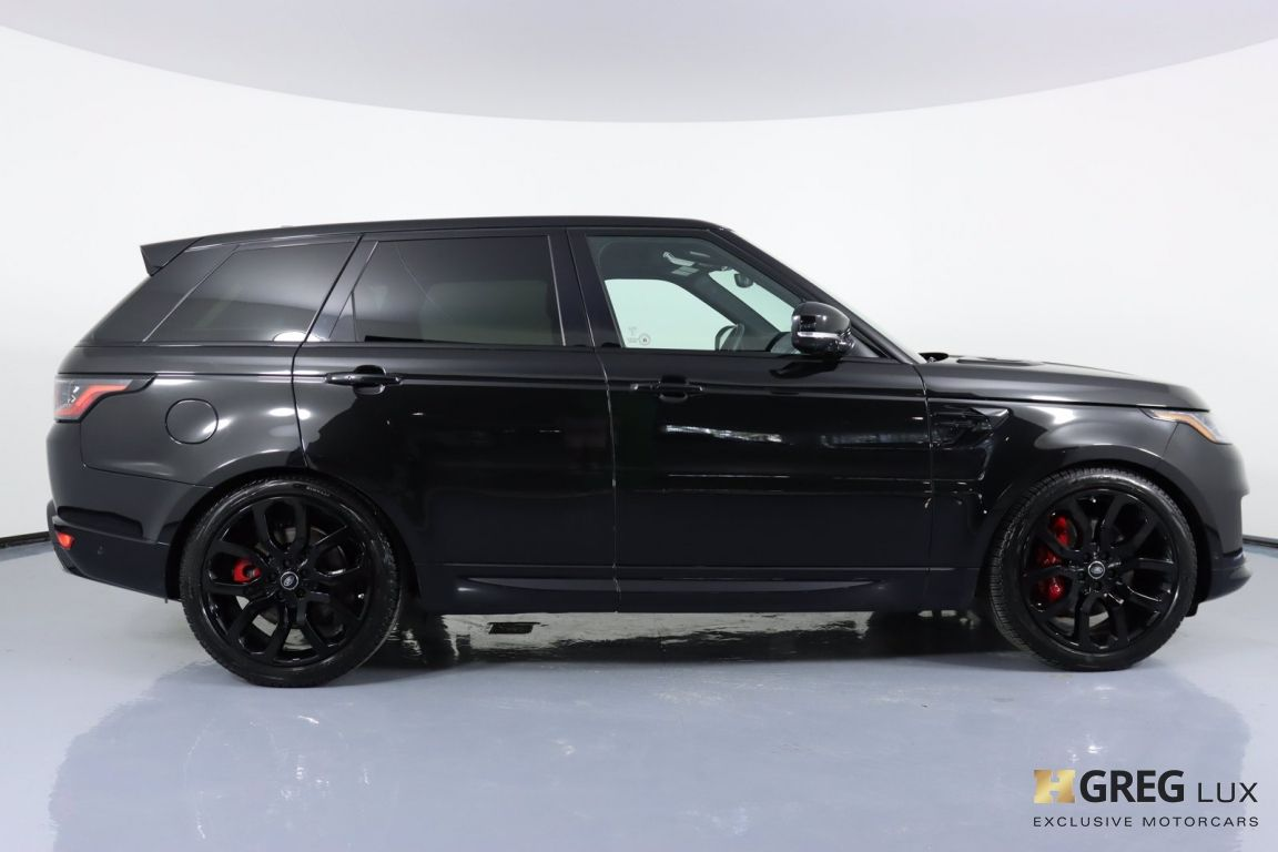 2020 Land Rover Range Rover Sport HSE Dynamic #11