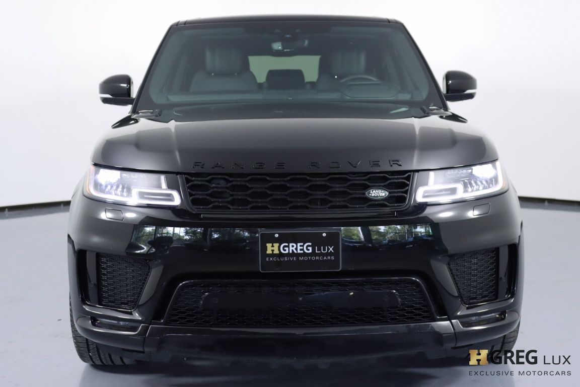 2020 Land Rover Range Rover Sport HSE Dynamic #3