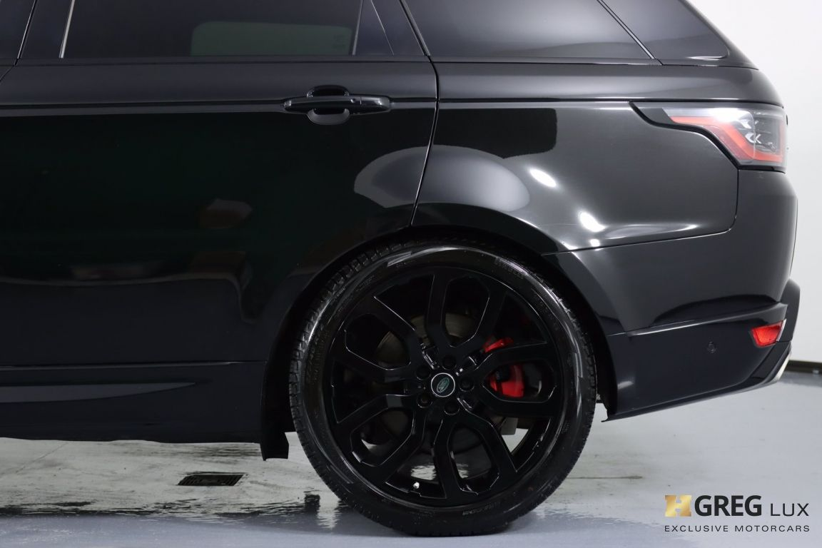 2020 Land Rover Range Rover Sport HSE Dynamic #30