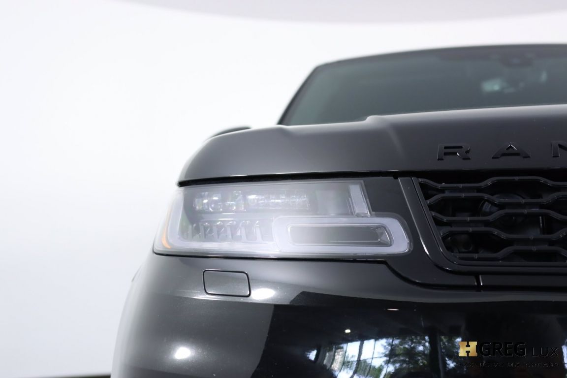 2020 Land Rover Range Rover Sport HSE Dynamic #4