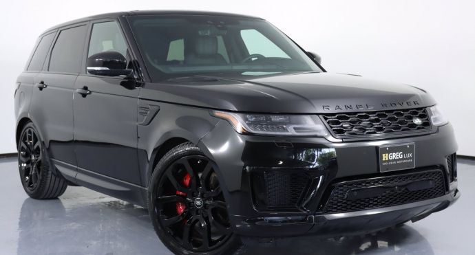 2020 Land Rover Range Rover Sport HSE Dynamic #0