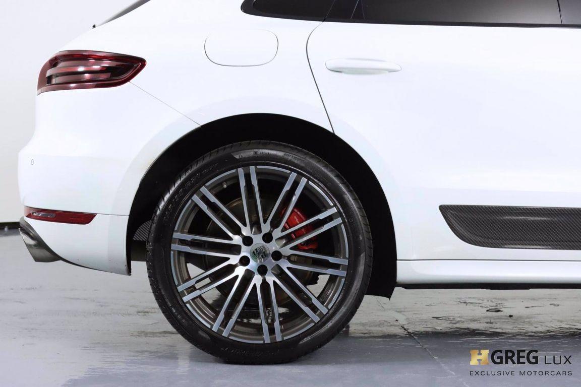 2018 Porsche Macan Turbo #14