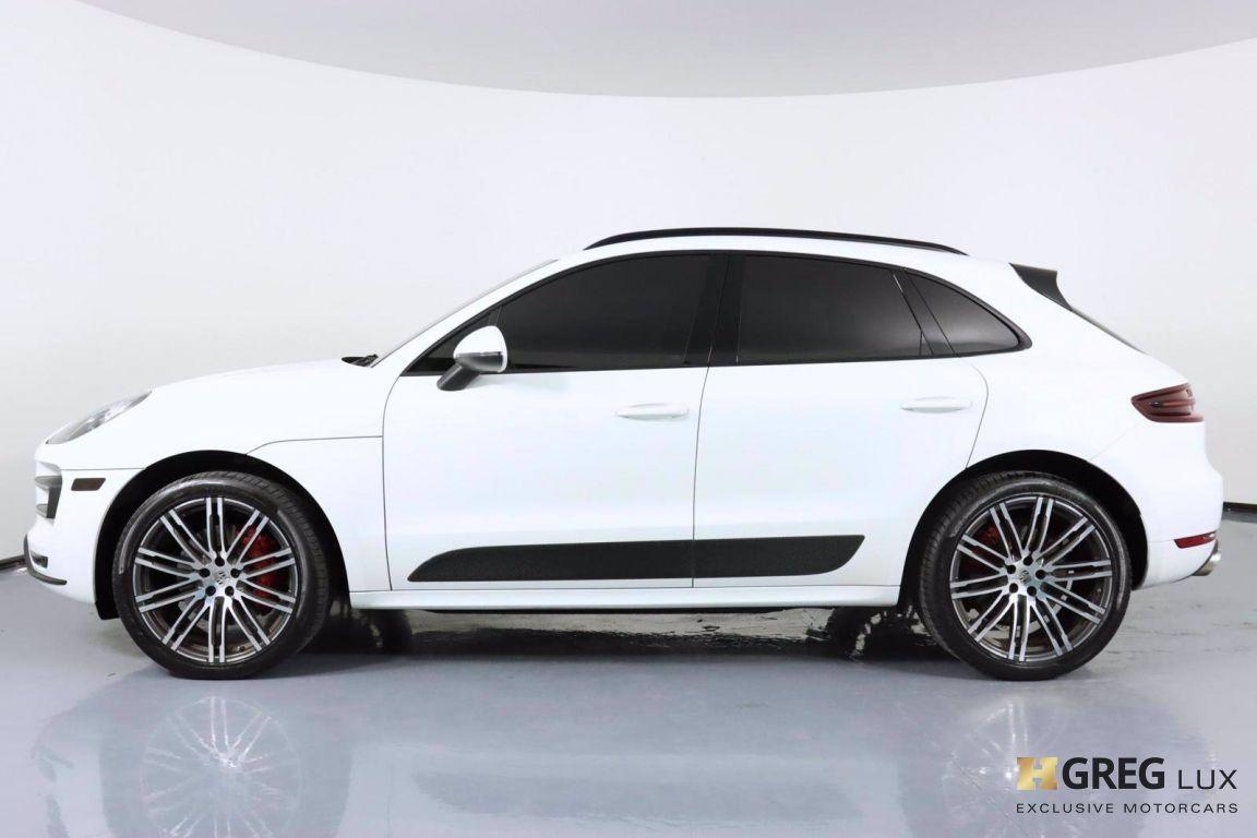 2018 Porsche Macan Turbo #23