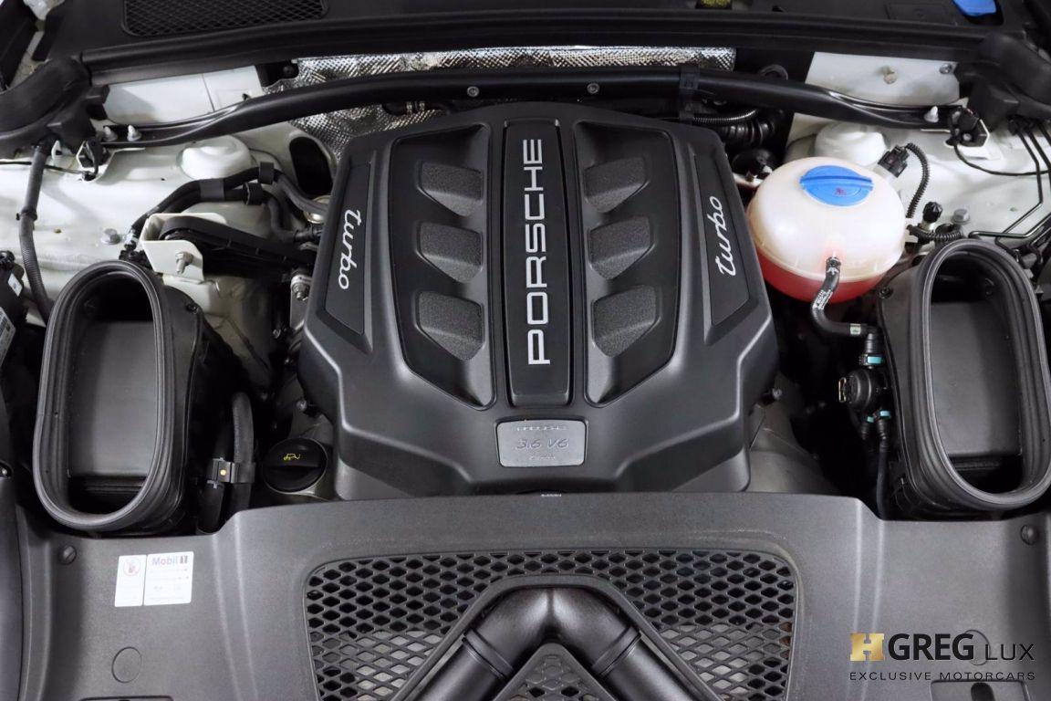 2018 Porsche Macan Turbo #57
