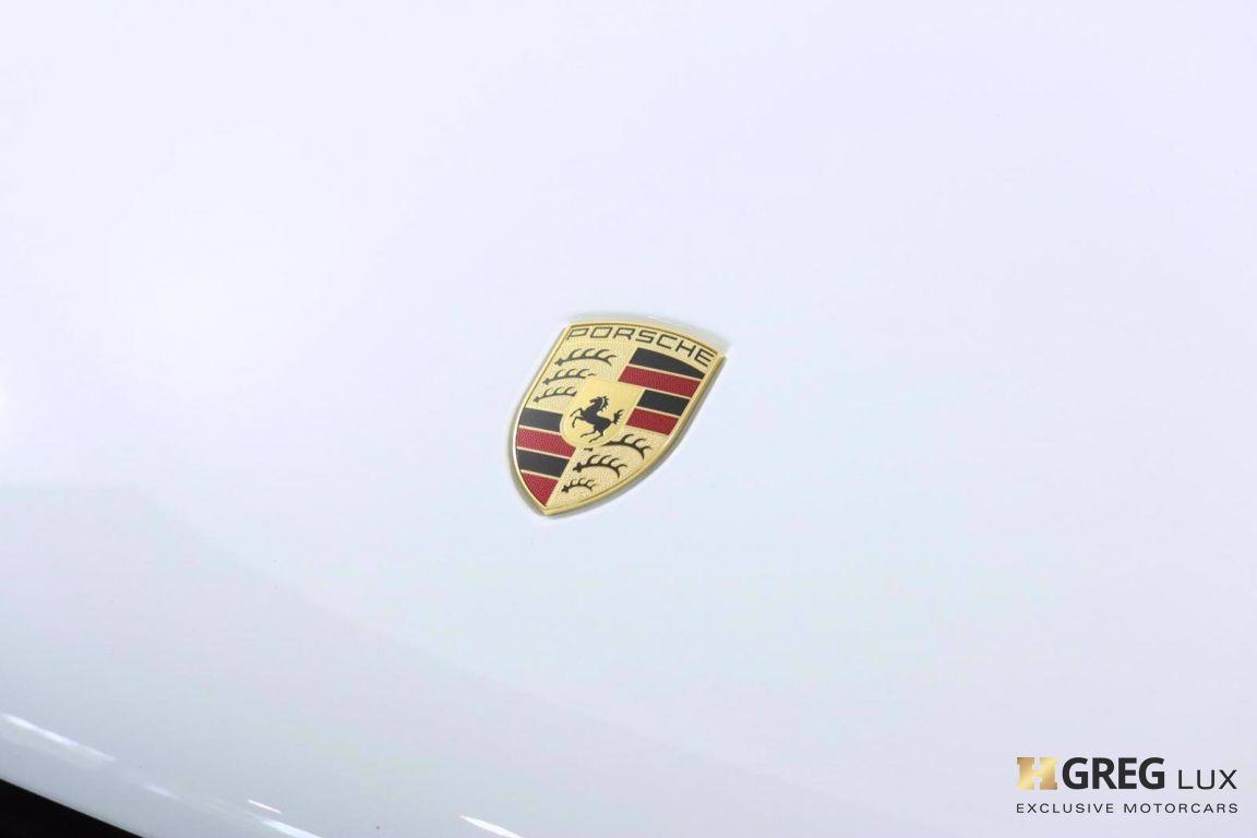2018 Porsche Macan Turbo #6