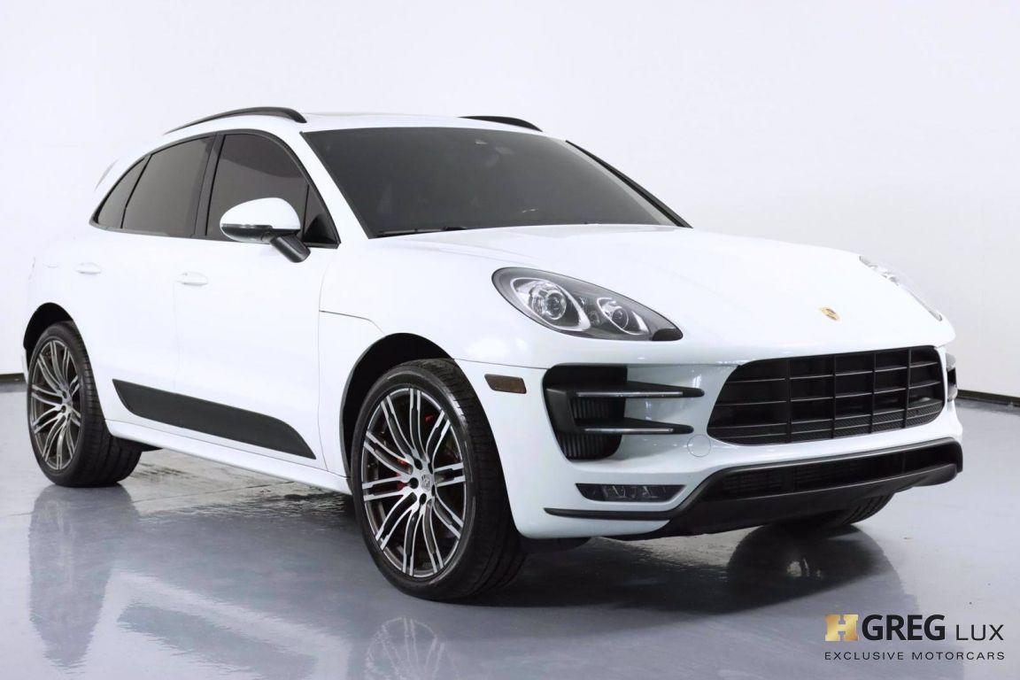 2018 Porsche Macan Turbo #9