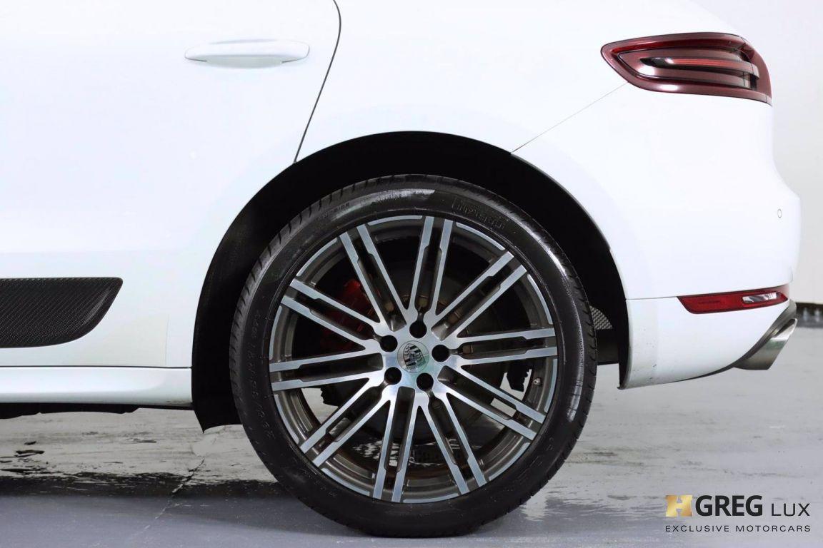 2018 Porsche Macan Turbo #27