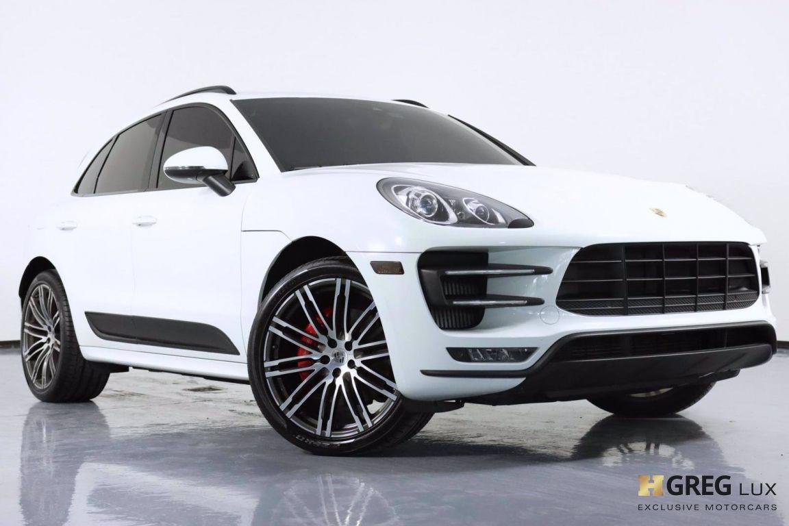 2018 Porsche Macan Turbo #31
