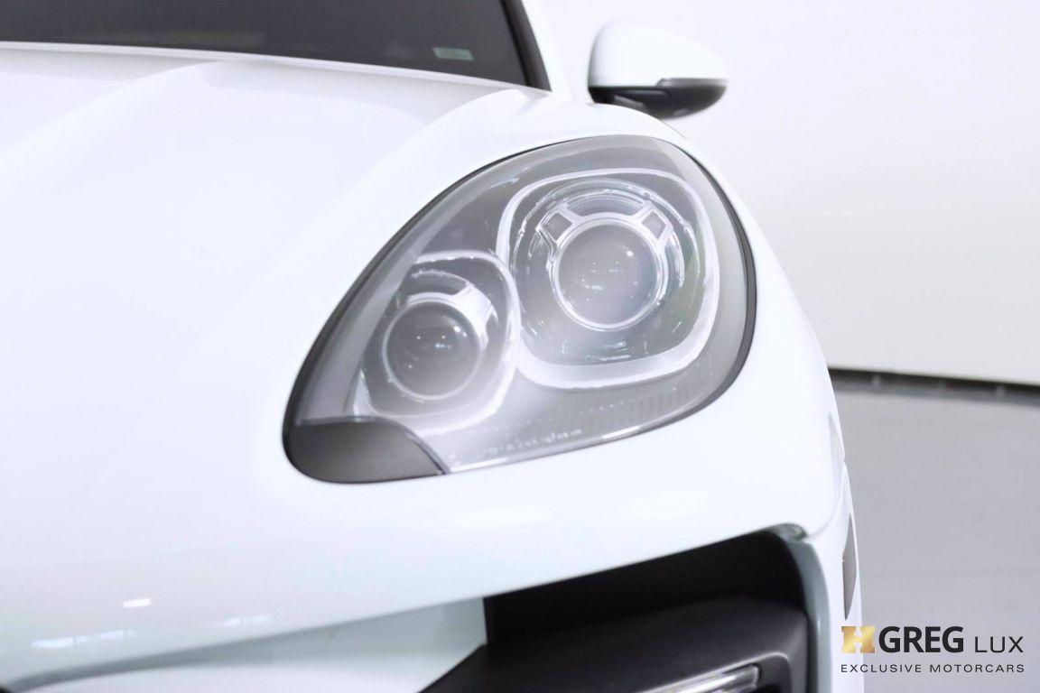 2018 Porsche Macan Turbo #5