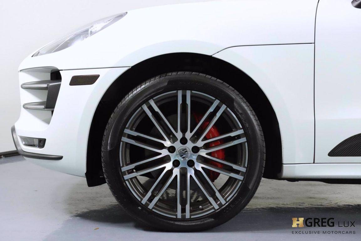 2018 Porsche Macan Turbo #24