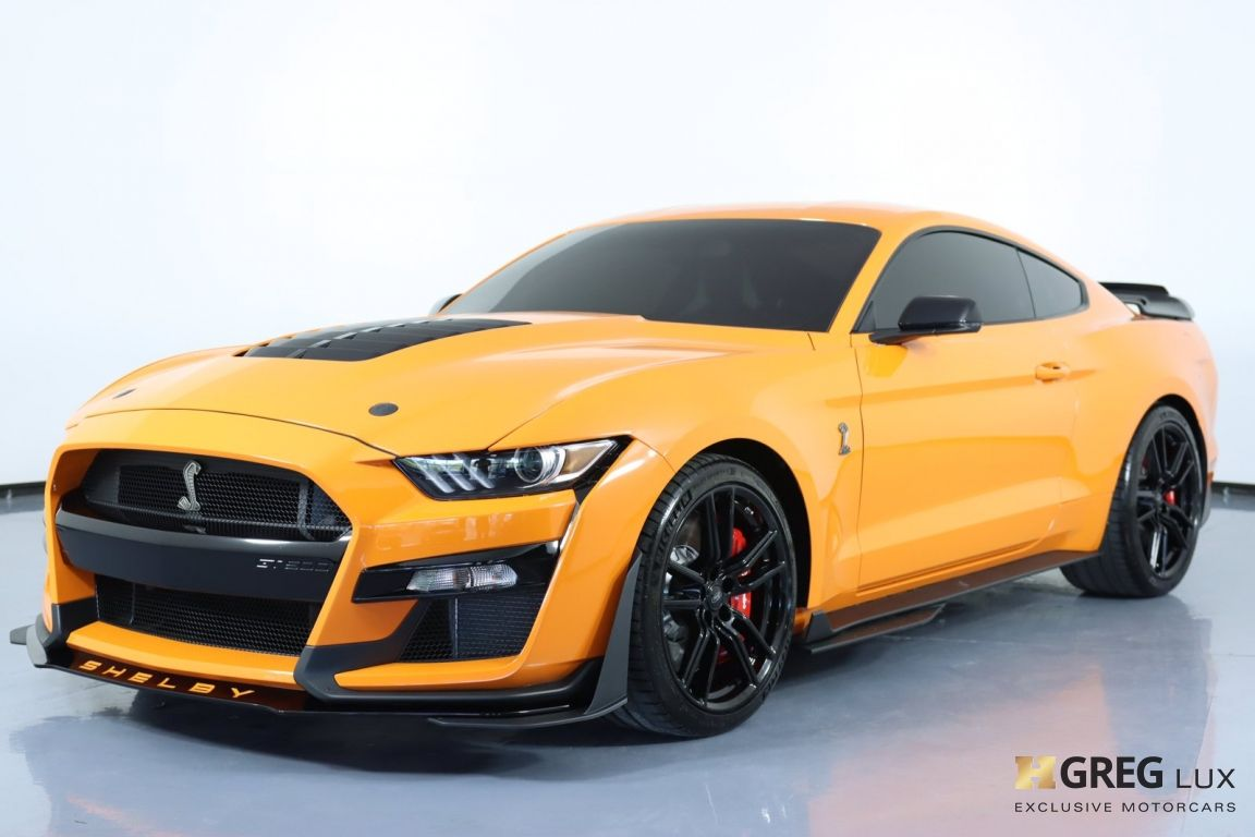 2020 Ford Mustang Shelby GT500 #35