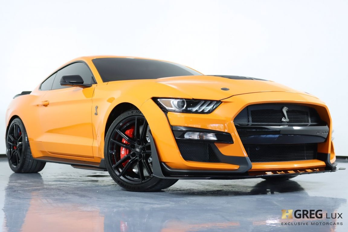2020 Ford Mustang Shelby GT500 #36