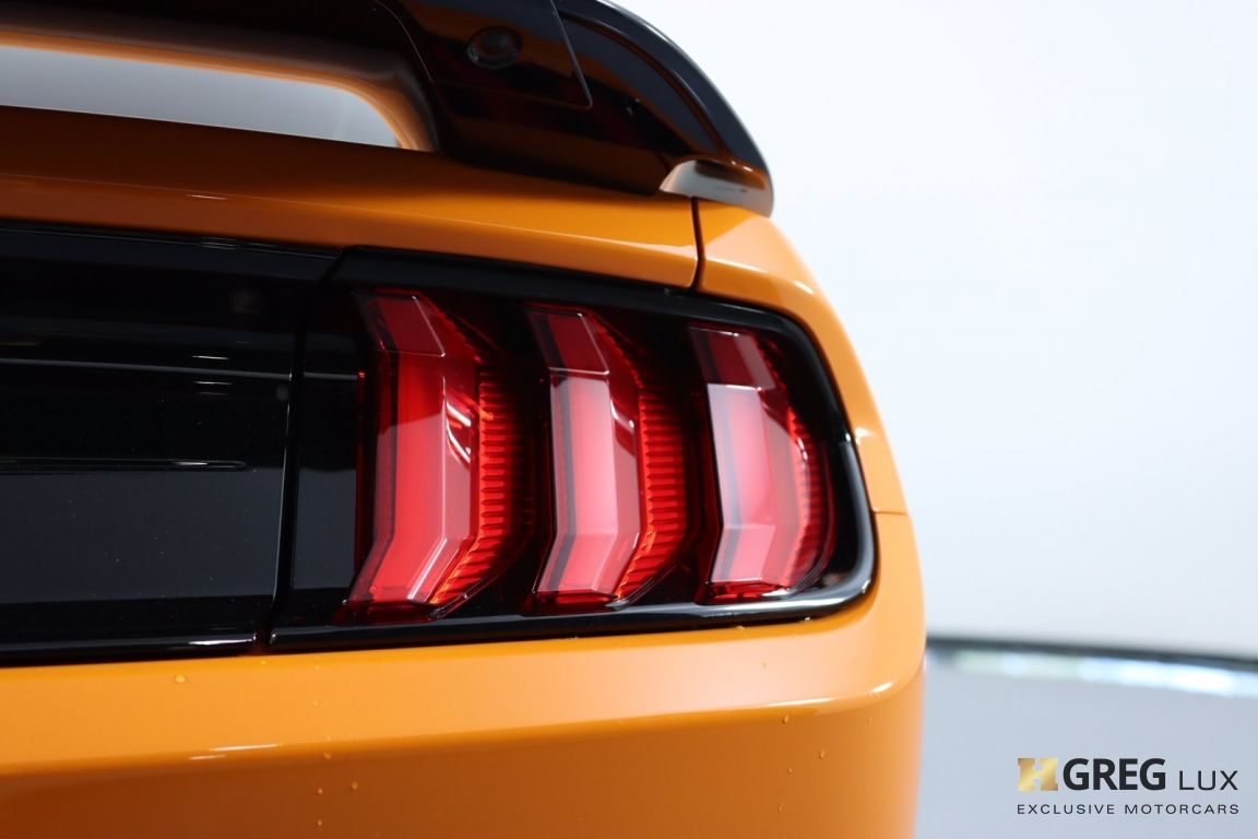 2020 Ford Mustang Shelby GT500 #24