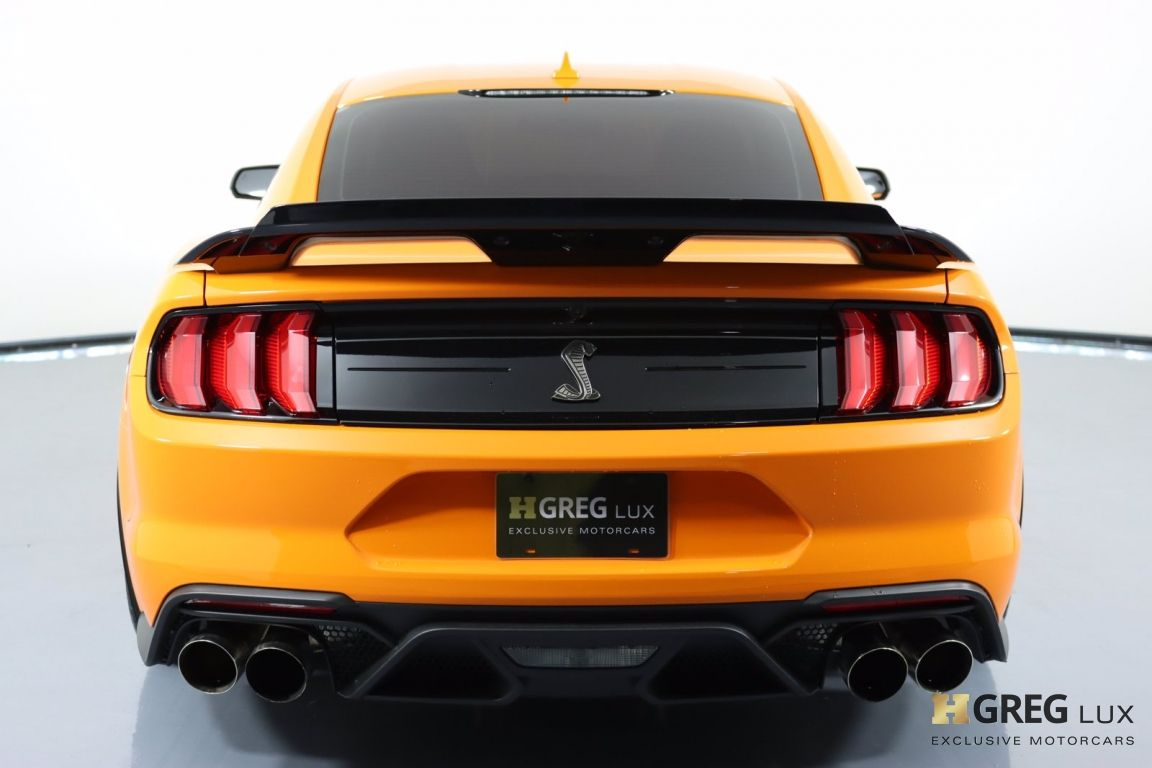 2020 Ford Mustang Shelby GT500 #22