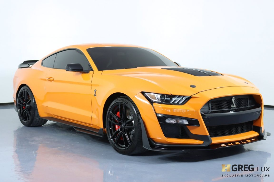 2020 Ford Mustang Shelby GT500 #12
