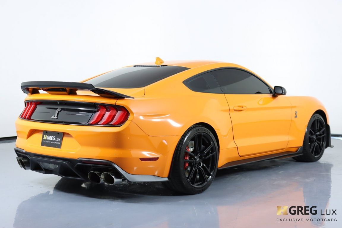 2020 Ford Mustang Shelby GT500 #21