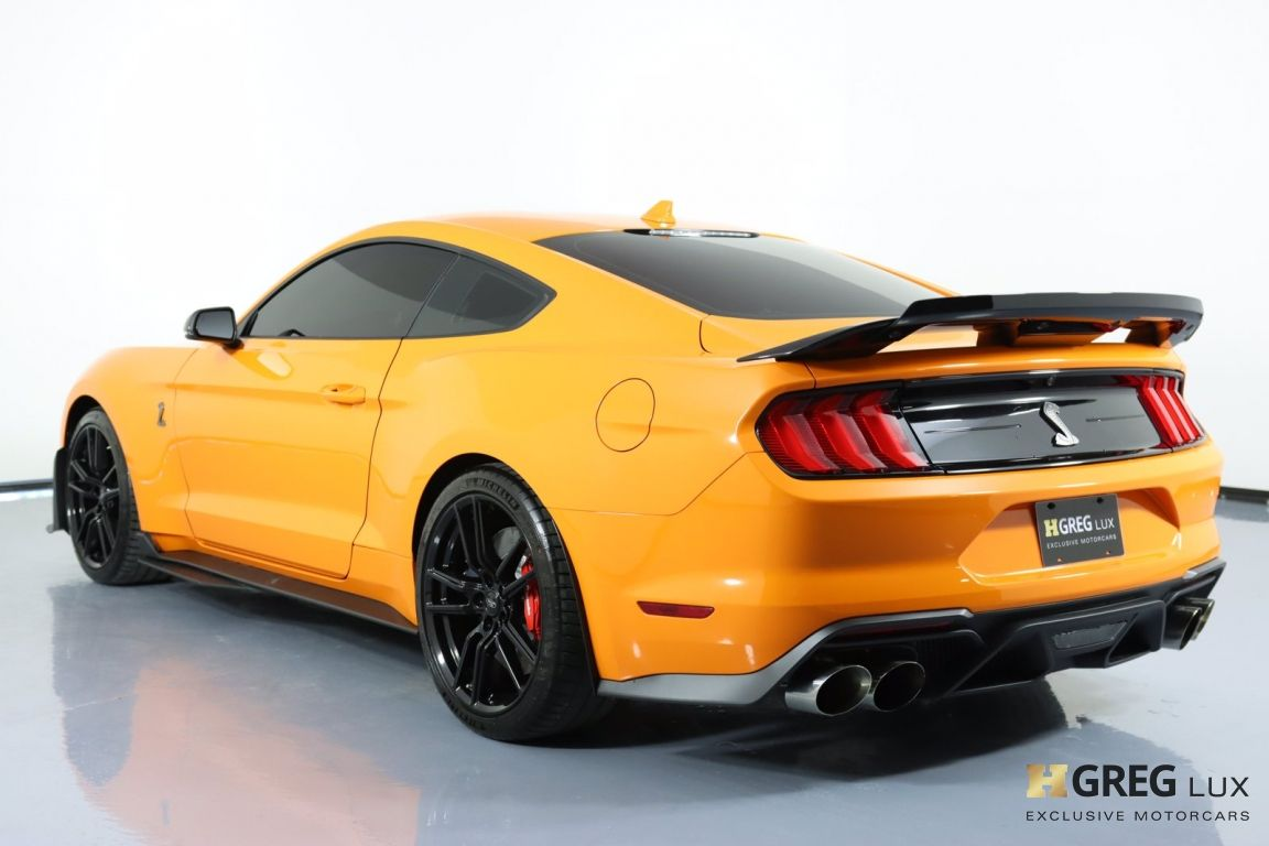 2020 Ford Mustang Shelby GT500 #27