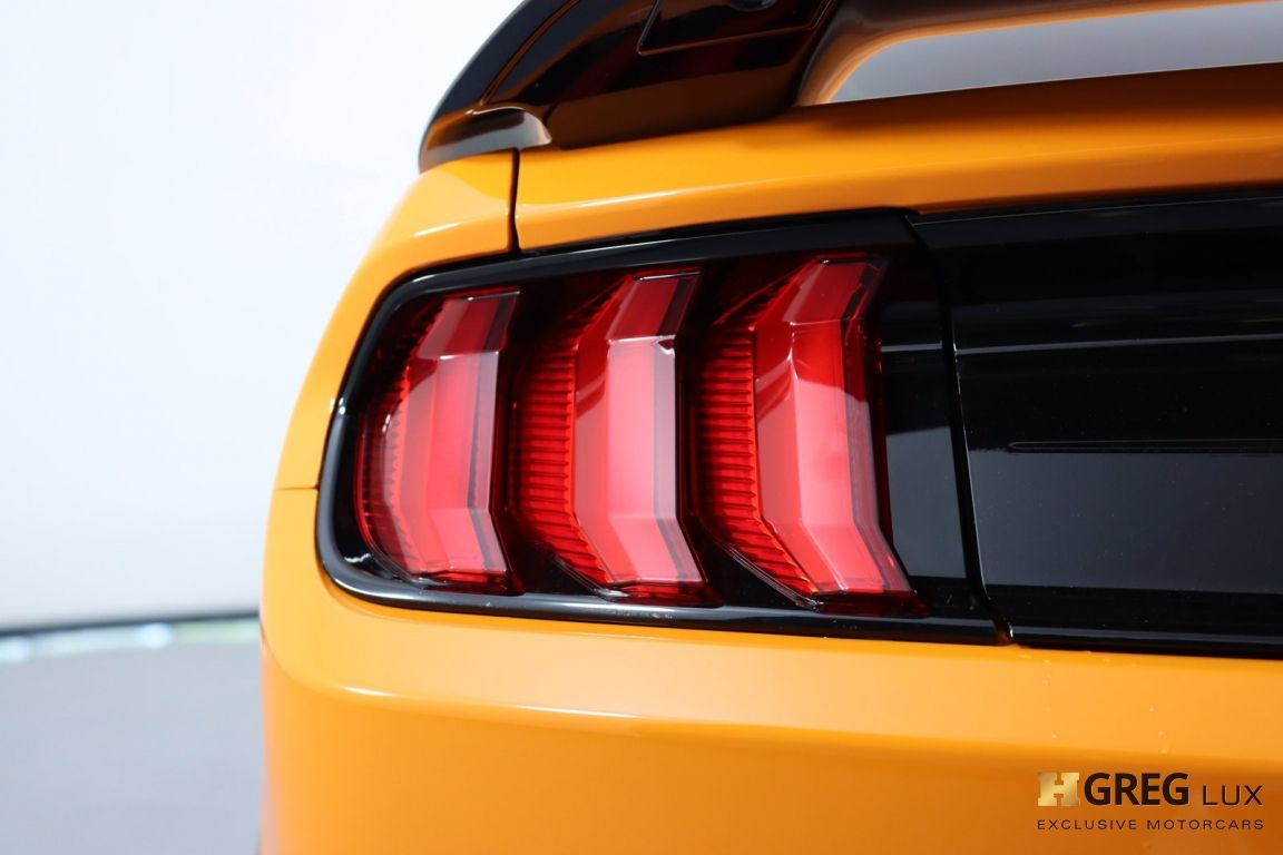 2020 Ford Mustang Shelby GT500 #23