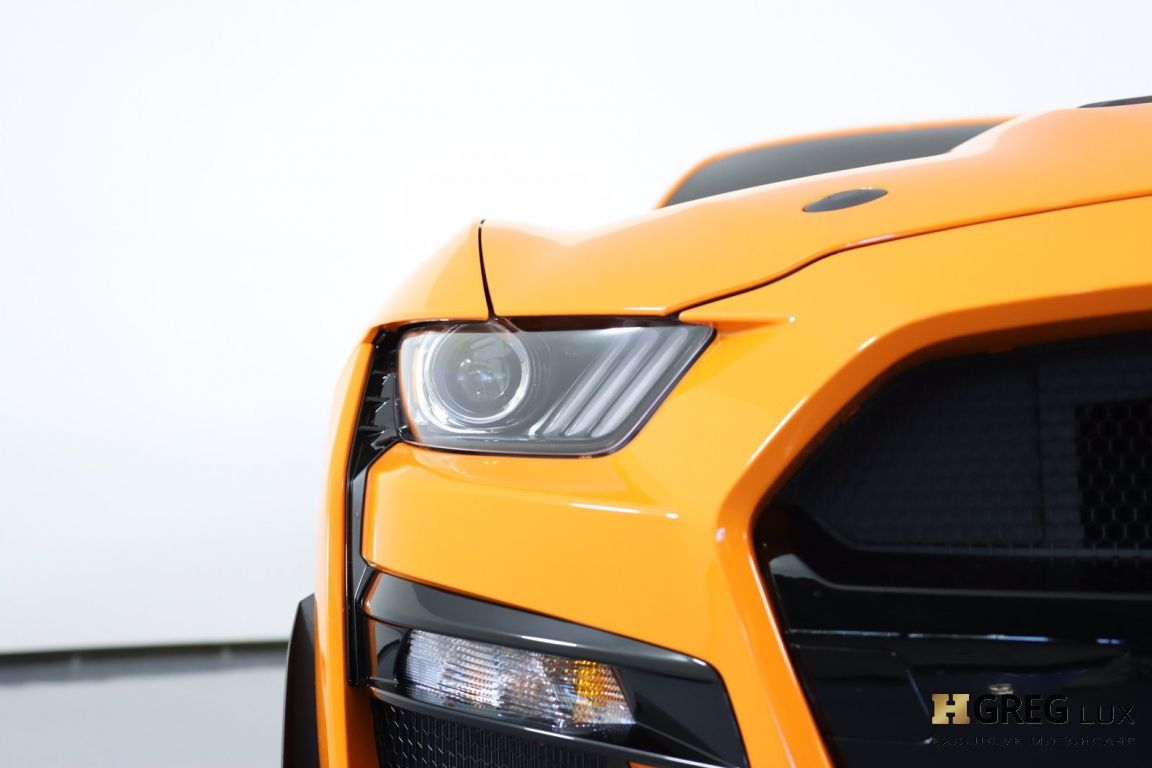 2020 Ford Mustang Shelby GT500 #5