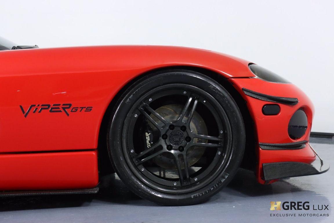 1997 Dodge Viper GTS #12