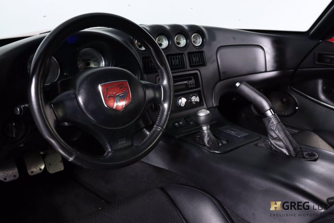 1997 Dodge Viper GTS #1