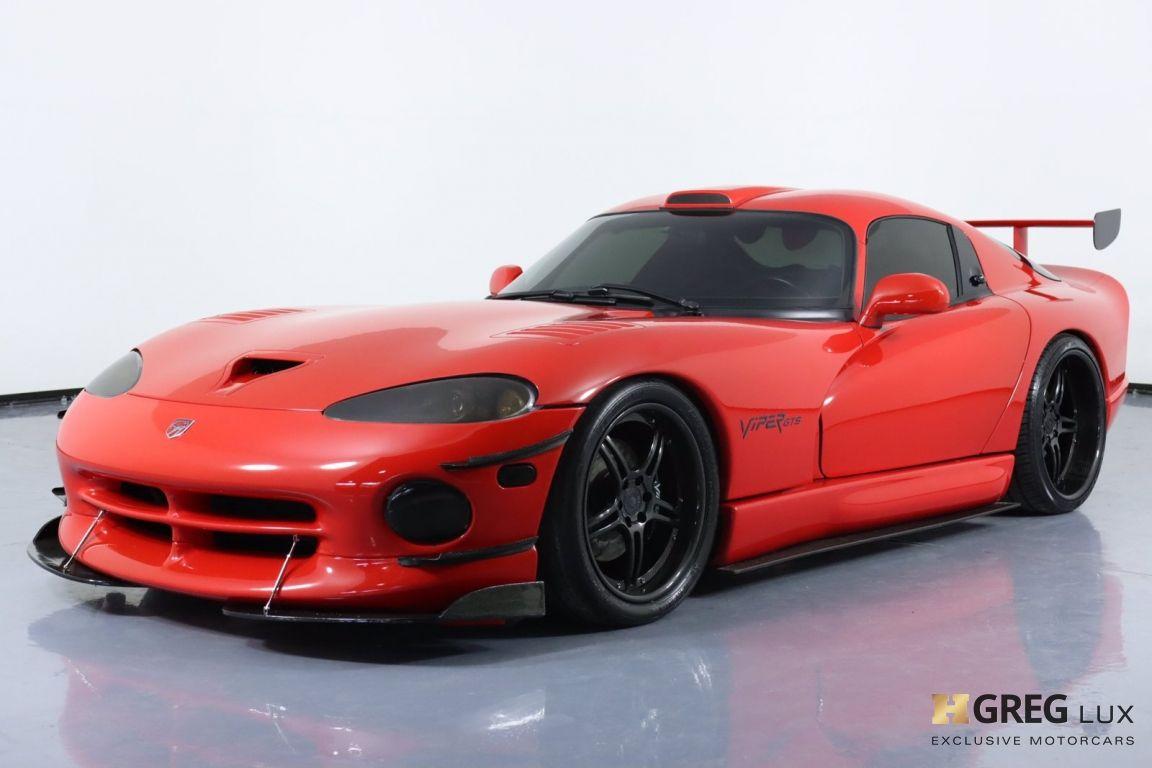 1997 Dodge Viper GTS #31