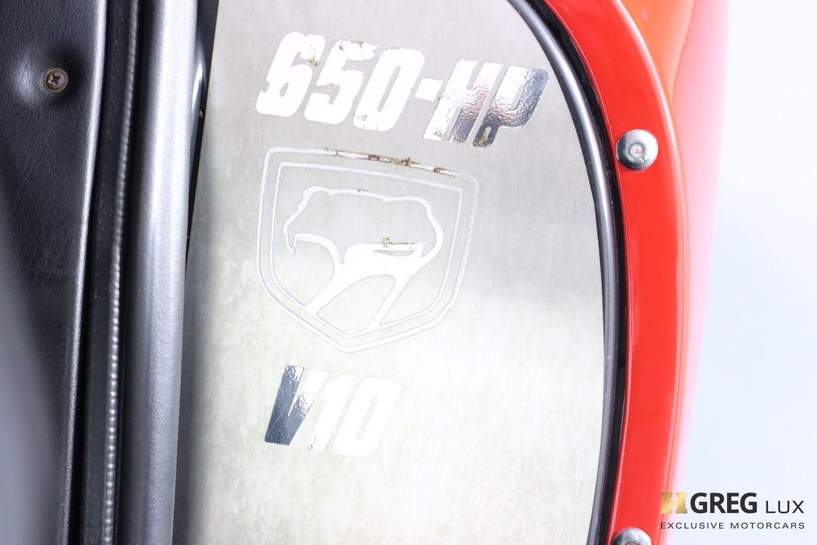 1997 Dodge Viper GTS #37