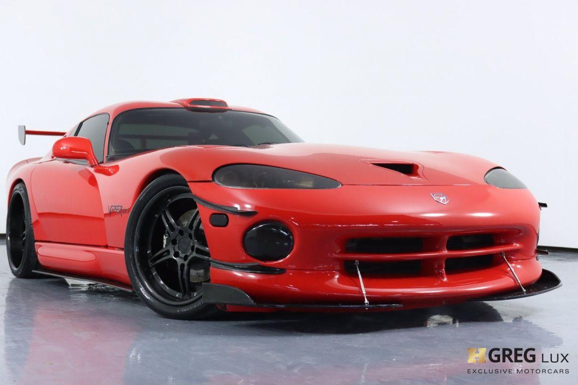 1997 Dodge Viper GTS #3