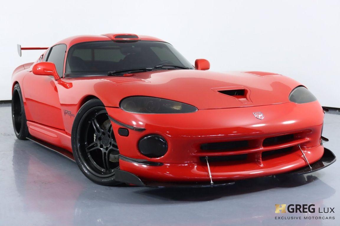 1997 Dodge Viper GTS #0