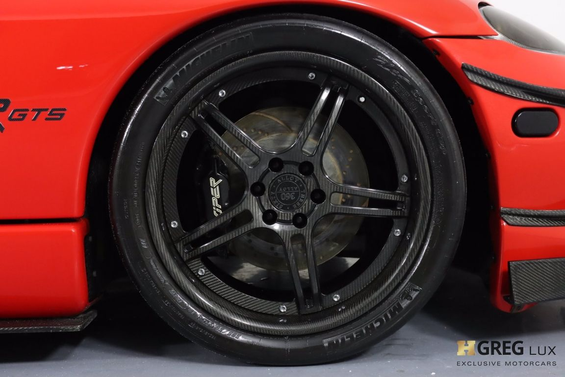 1997 Dodge Viper GTS #13