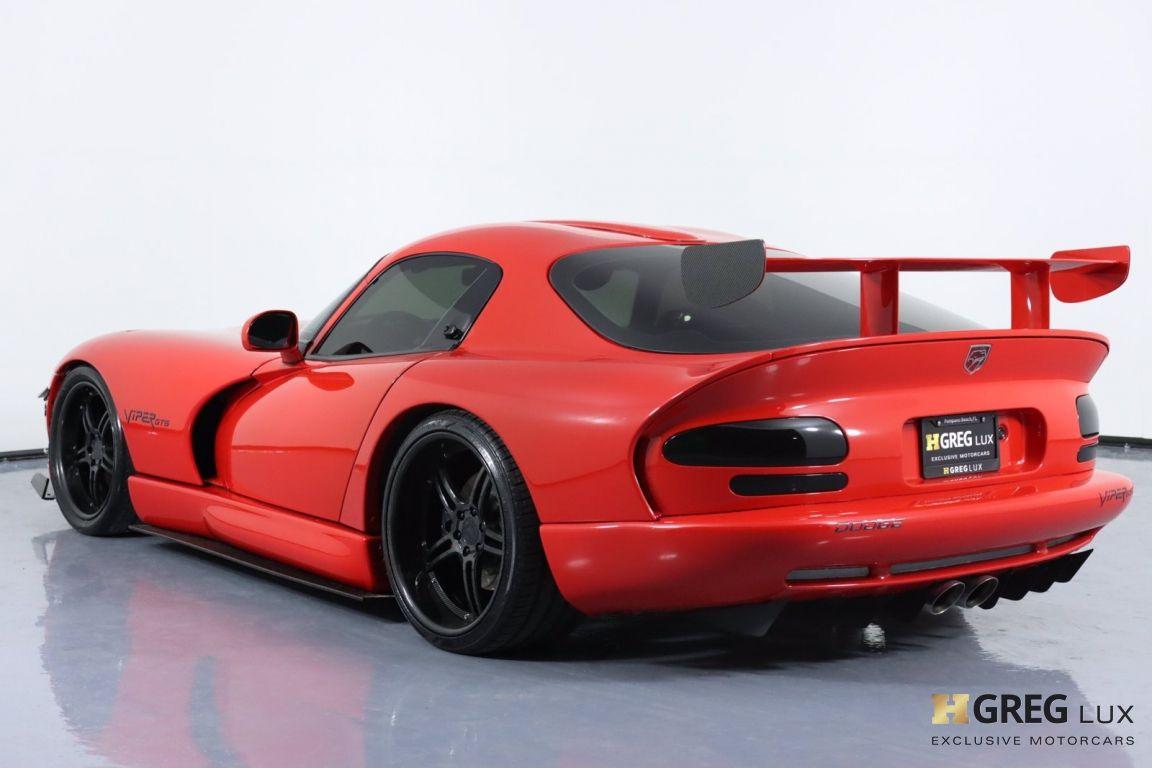 1997 Dodge Viper GTS #24