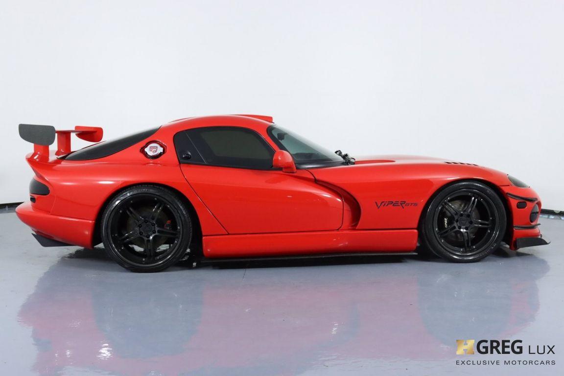 1997 Dodge Viper GTS #11
