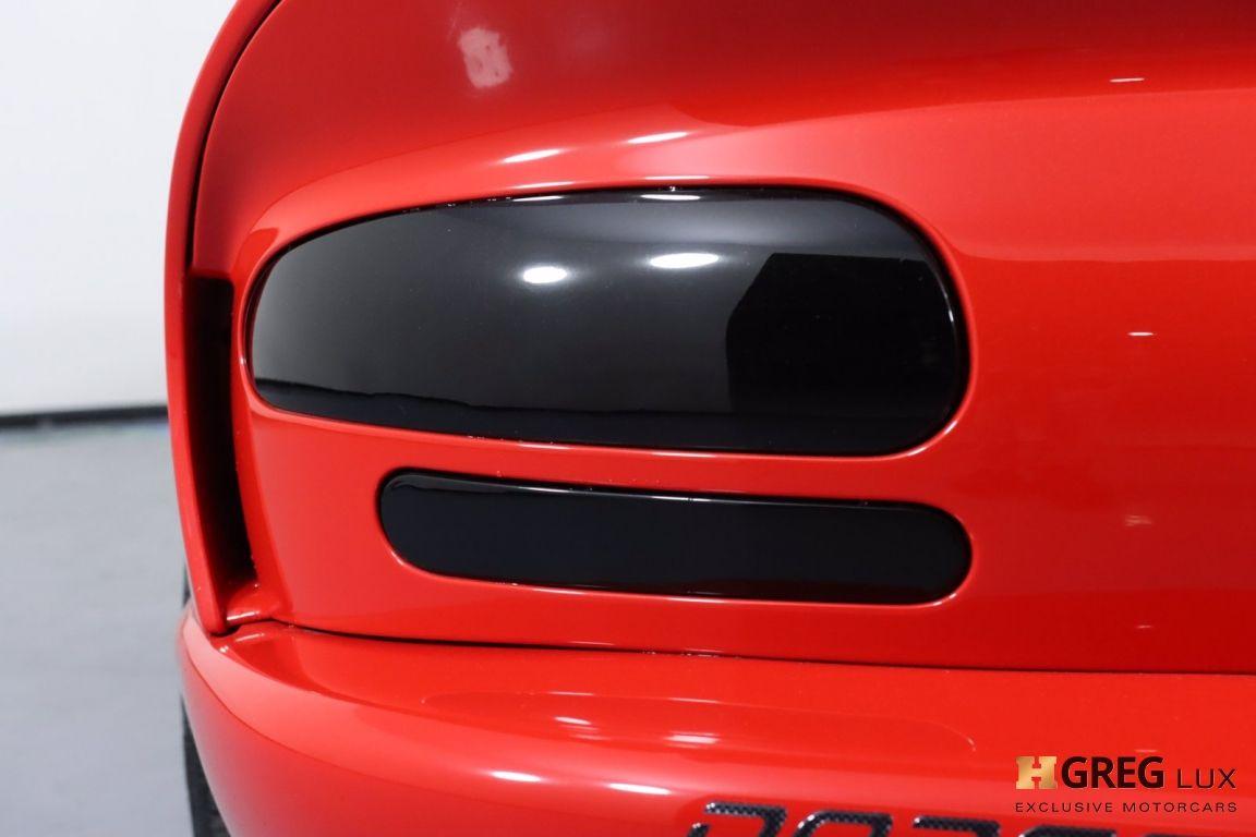 1997 Dodge Viper GTS #19