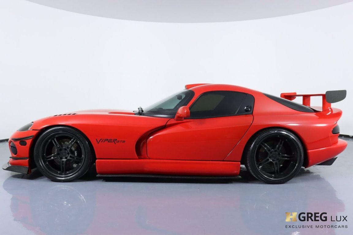 1997 Dodge Viper GTS #25