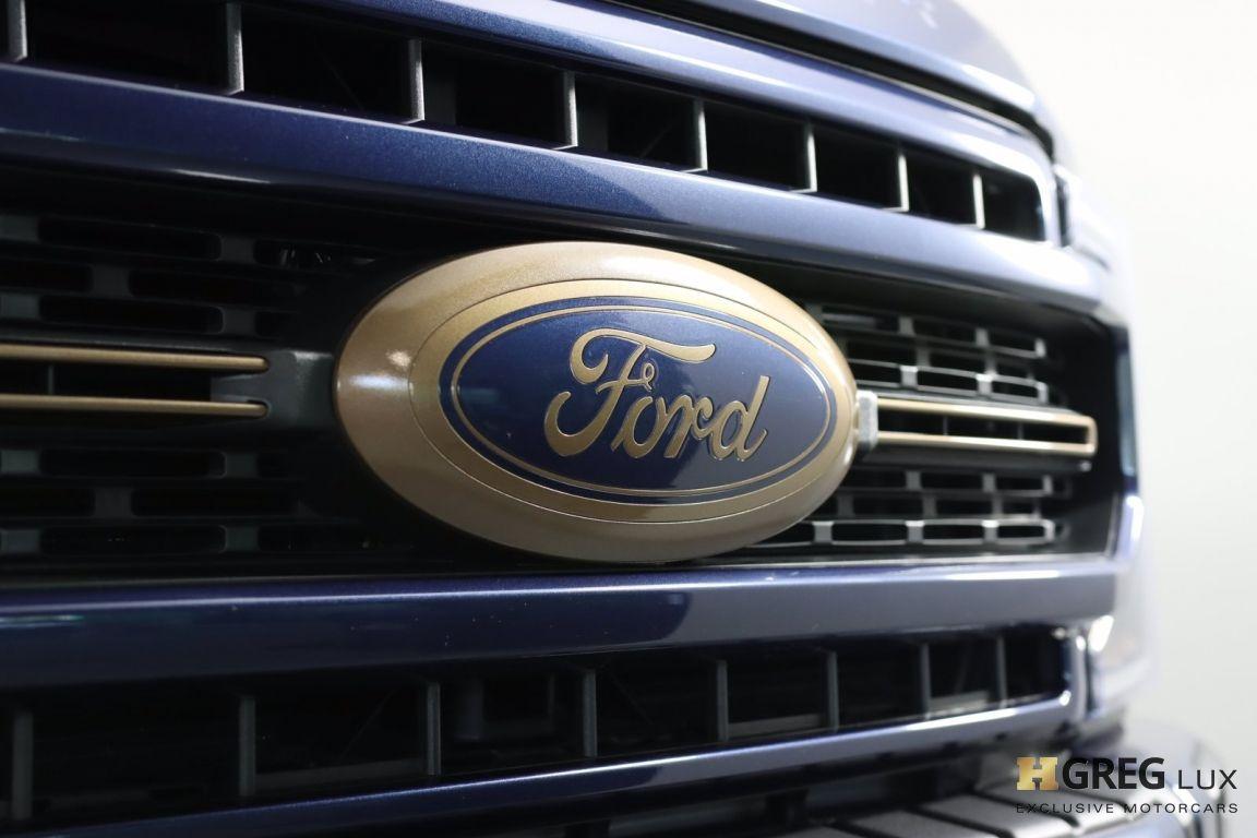 2020 Ford Super Duty F 350 SRW LARIAT #8