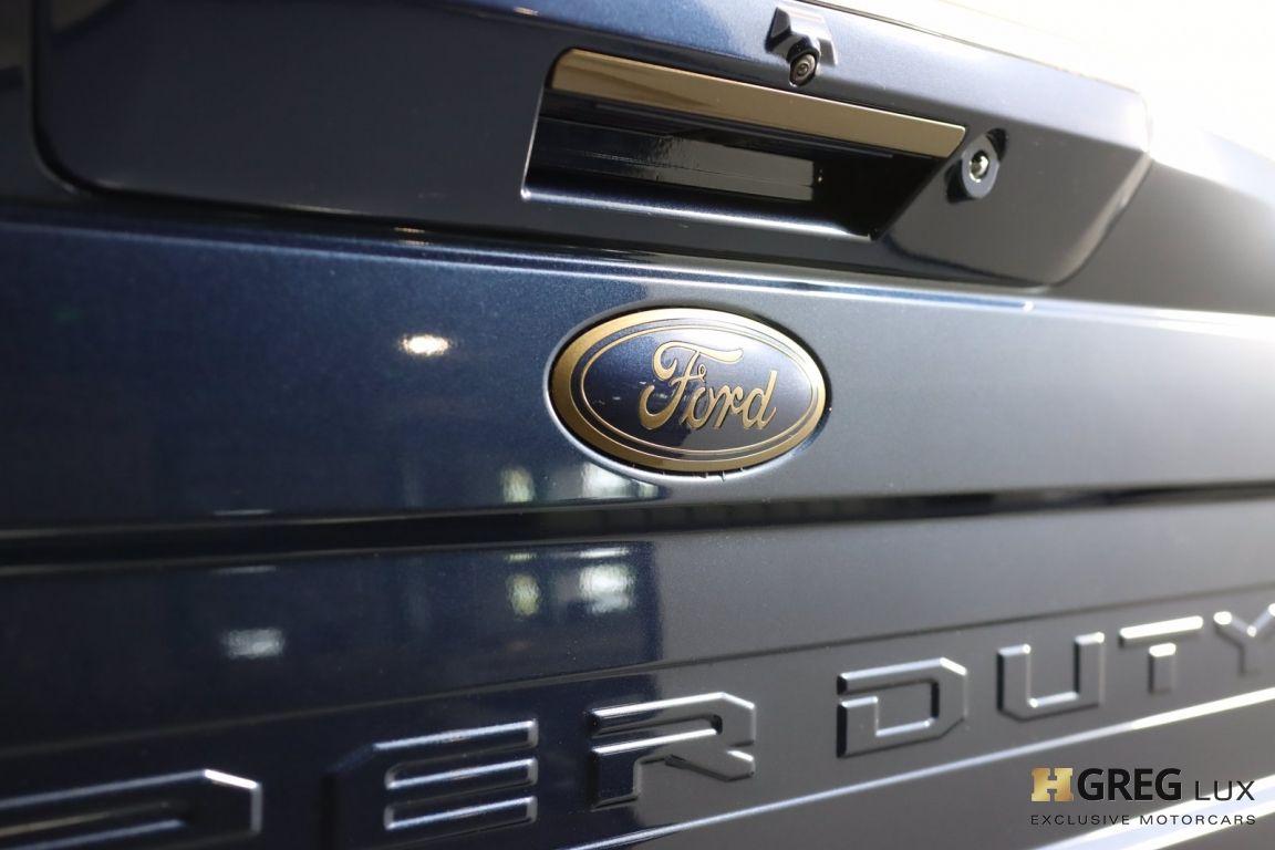 2020 Ford Super Duty F 350 SRW LARIAT #24