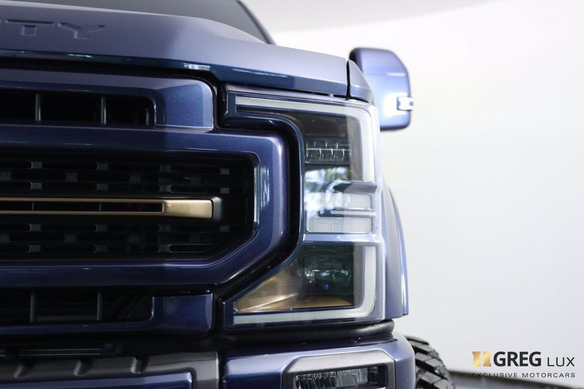 2020 Ford Super Duty F 350 SRW LARIAT #5