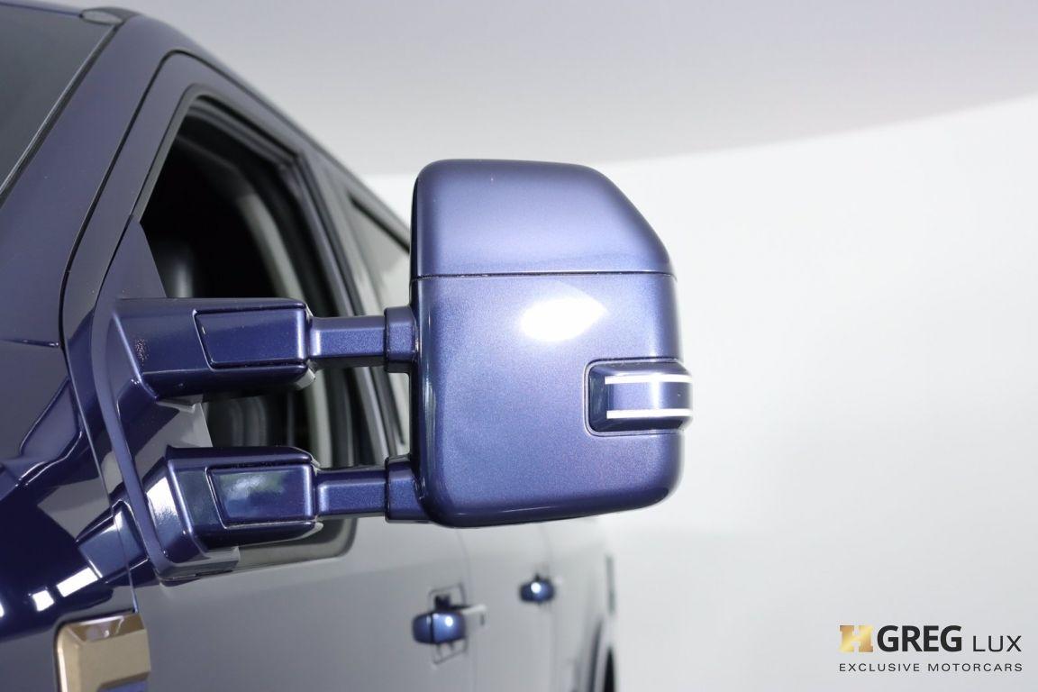 2020 Ford Super Duty F 350 SRW LARIAT #7