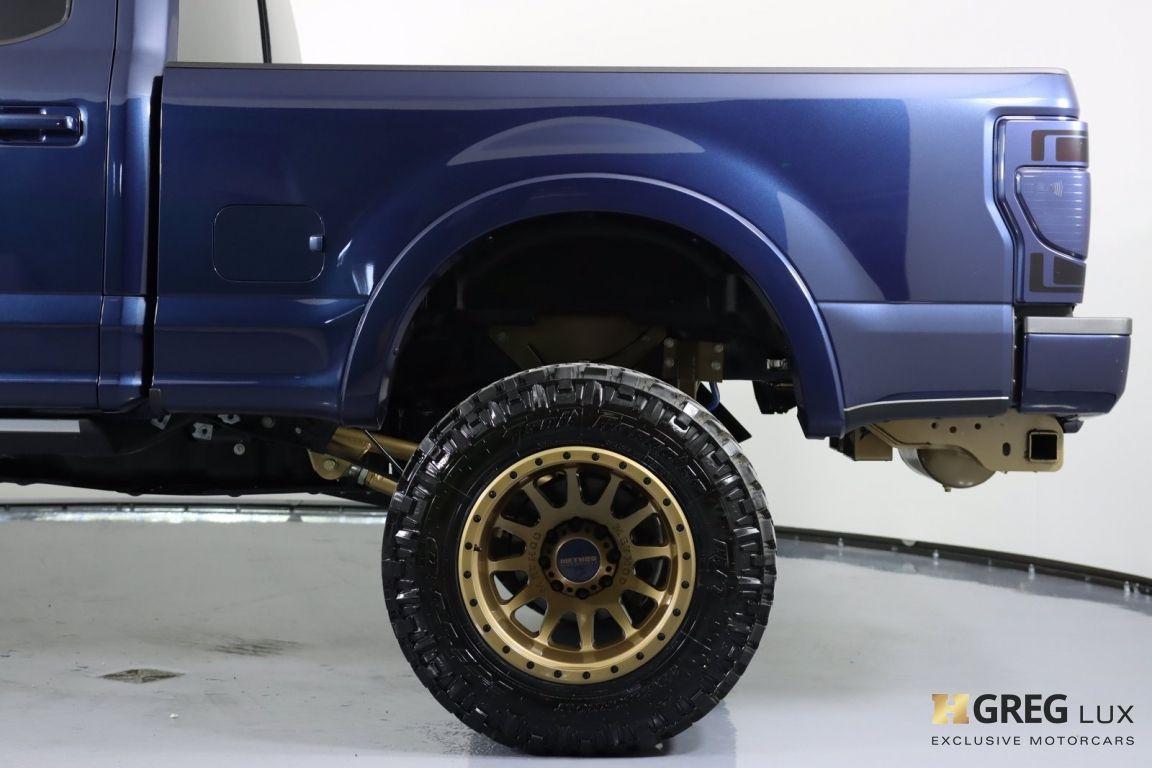 2020 Ford Super Duty F 350 SRW LARIAT #30